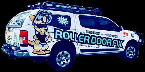 Roller Door Fix Vehicle
